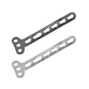 Locking T – Plate Right Angled 3.5 MM