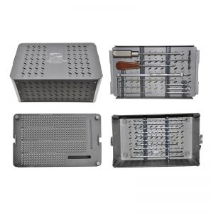 Graphic Combined Implant & Instruments Box For 5.0mm Locking Large Fragment Set