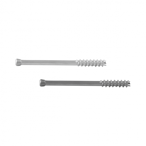 Locking 7.0 MM Cannulated Cancellous Screw 32 MM Thread