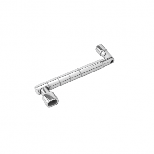 Angulated Wrench for Slotted