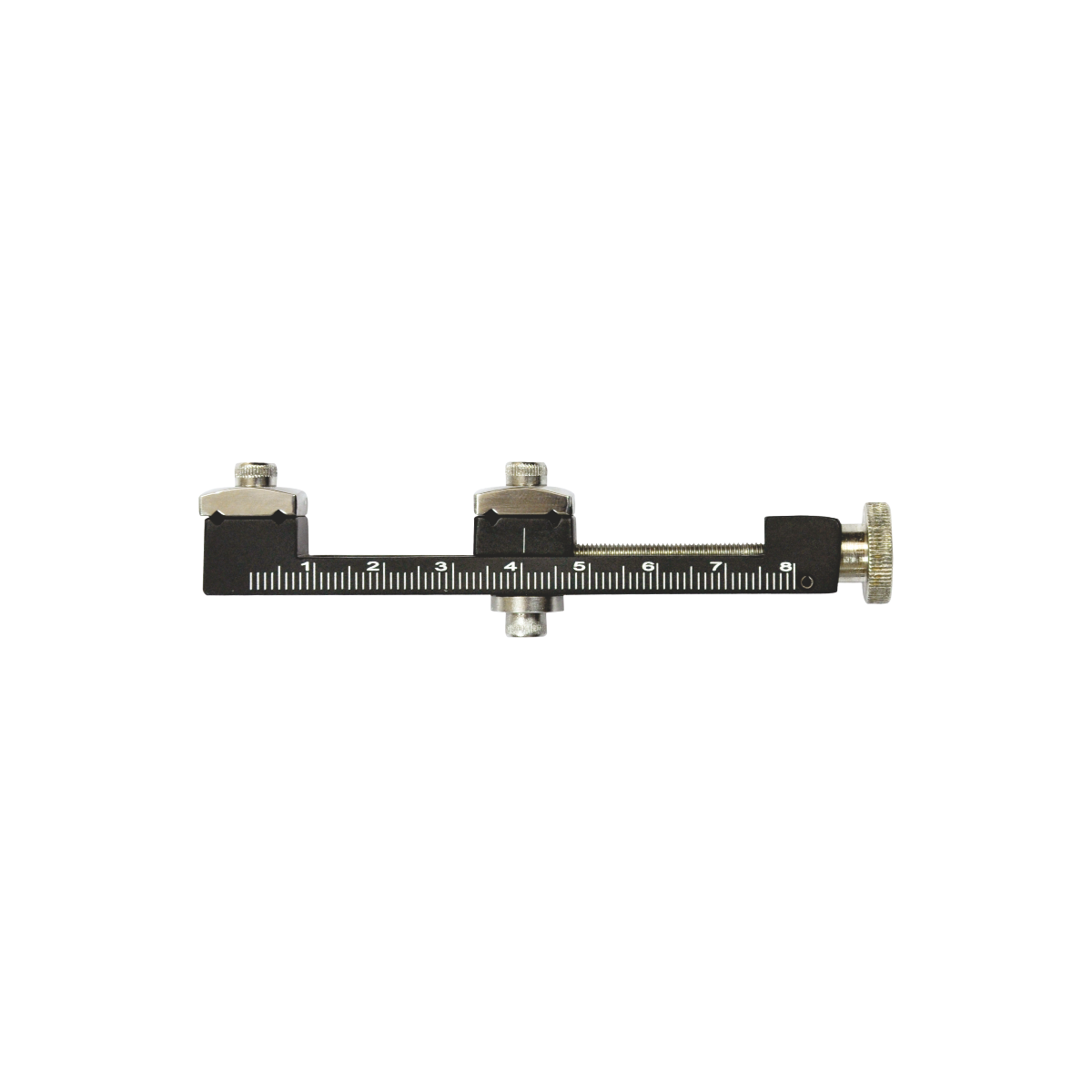 Mini Rail With Scale (For 2.0mm & 2.5mm Schanz Pin)