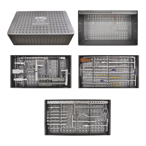 Graphic Box for PFN / TFN Set with 4 Trays