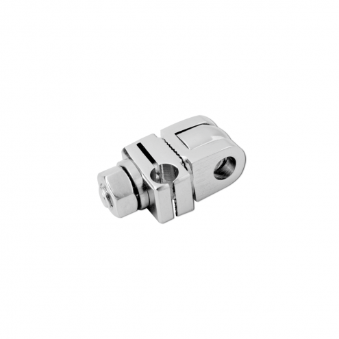 Small Single Pin Clamp - 4.0 MM x 2.5 MM
