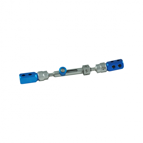Small Hand Fixator with lengthing Device with Ball & Socket Joint