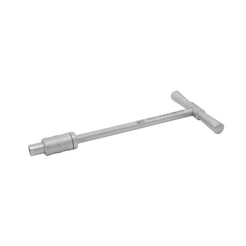 T-Handle Q.C. For 6.4 MM & 8.0 MM Taps