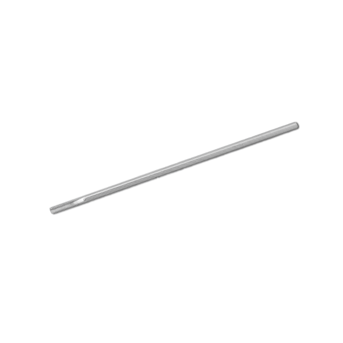Threaded Rod Slotted