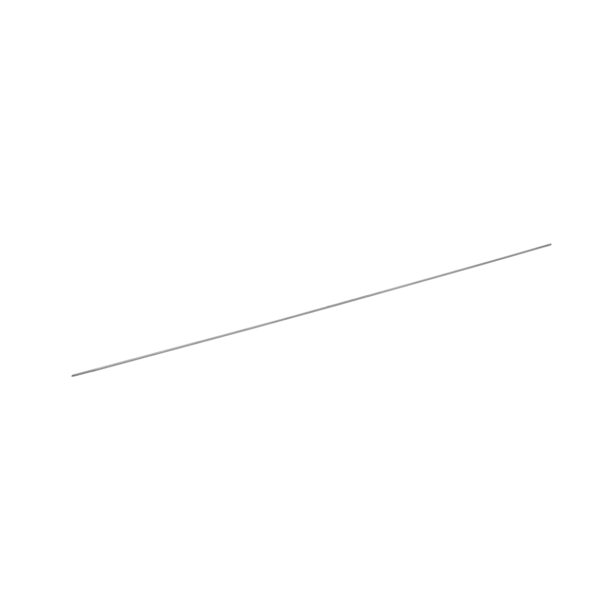 Threaded Guide Wire 2.0mm X 450mm