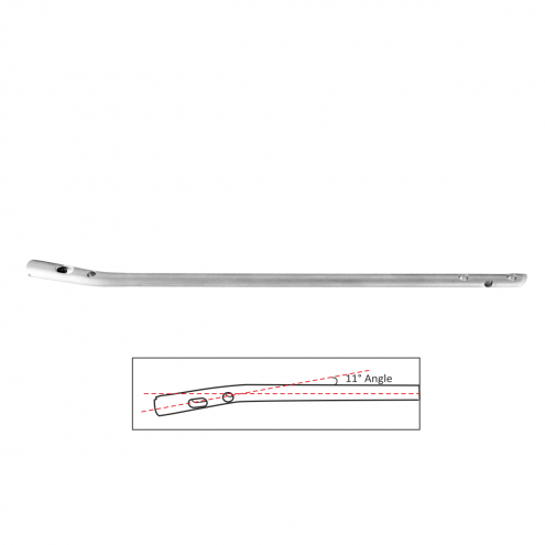 Unreamed Tibial Nail Lower End Distal Hole (Solid) - S.S