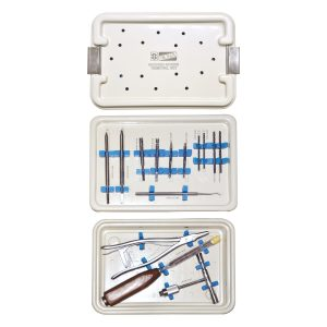 Broken Screw Removal Instrument Set