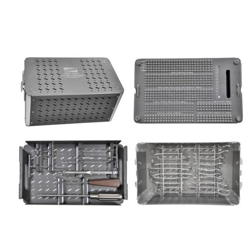 Graphic Combined Implant & Instrument Box For 3.5 MM & 4.0 MM Locking Small Fragment