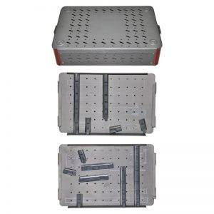 Graphic Instruments Box for Angled Blade Plate Set