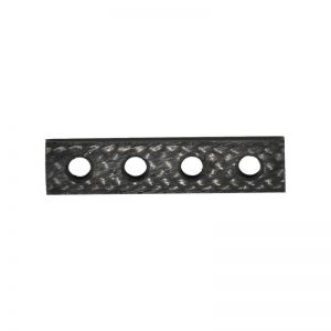 Carbon Fibre Short Connection Plate (Pediatric)