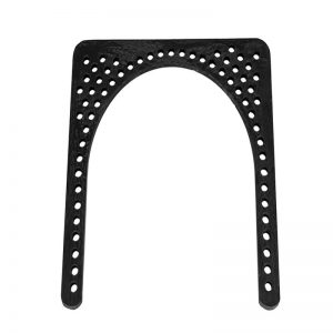 Carbon Foot Ring Short (Adult)