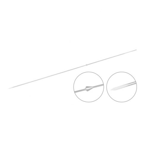 Olive Wire with Bayonet Point (Single Piece Olive)