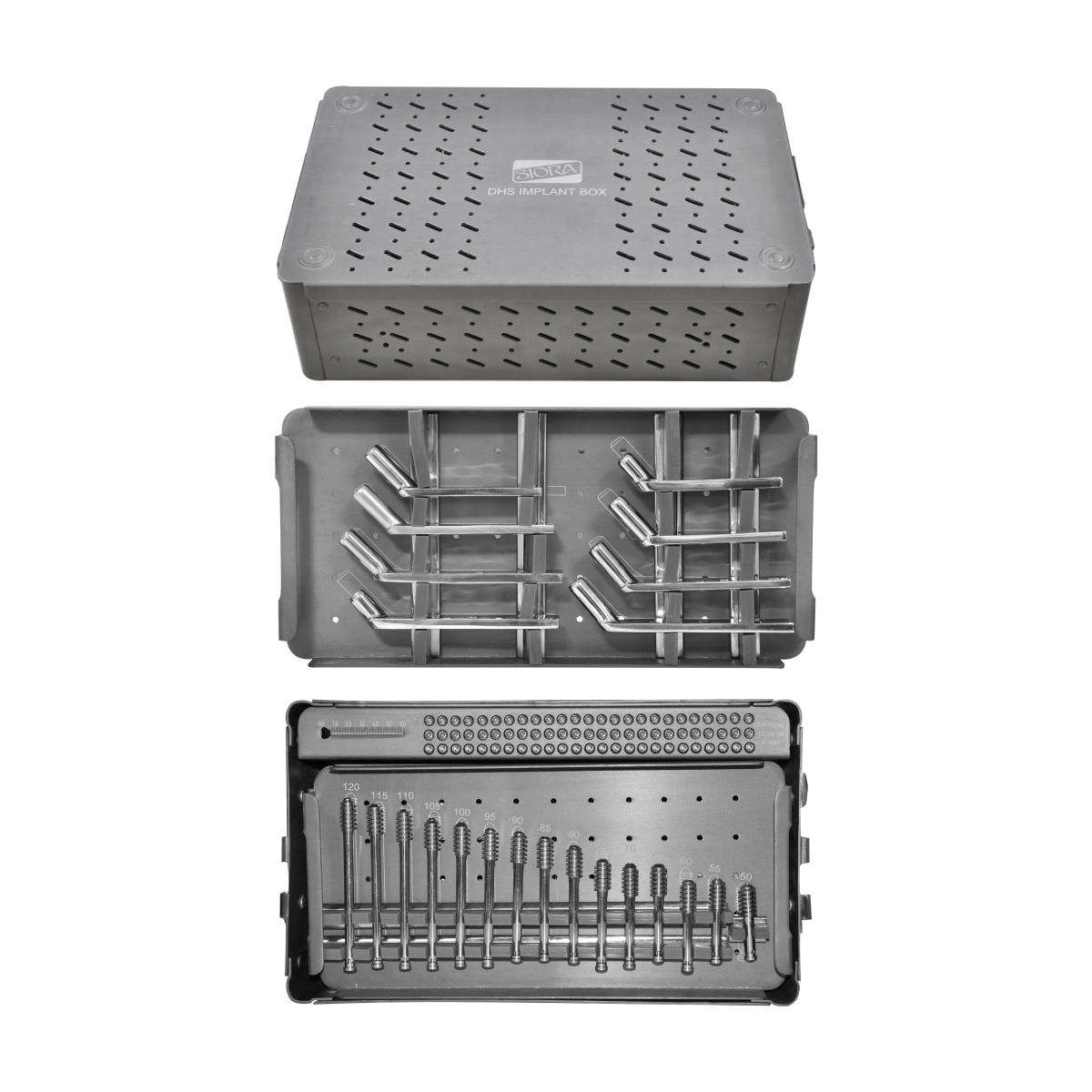 Graphic DHS Implant Set