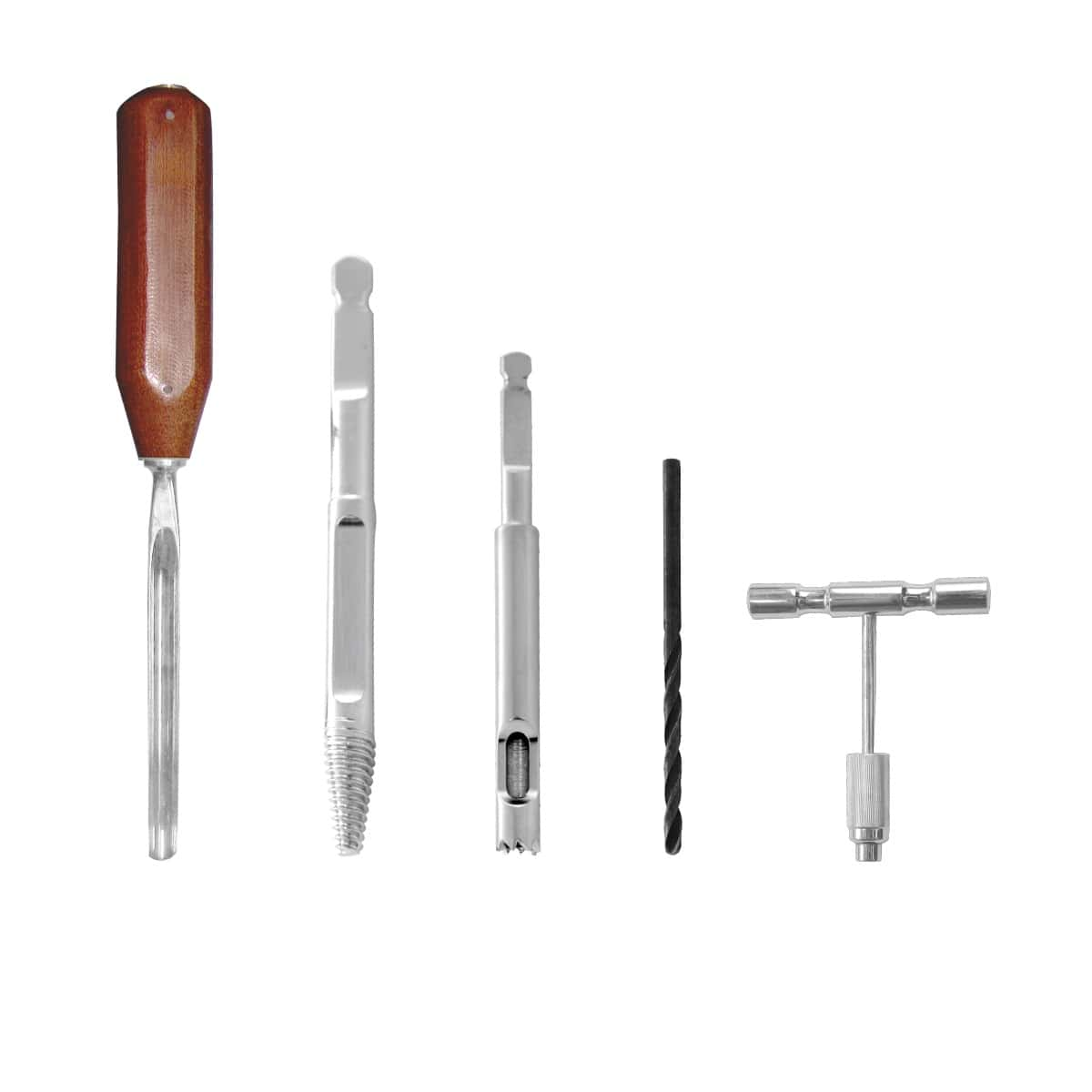 Broken Screw Removal Instruments
