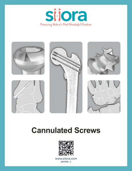 Cannulated Screws