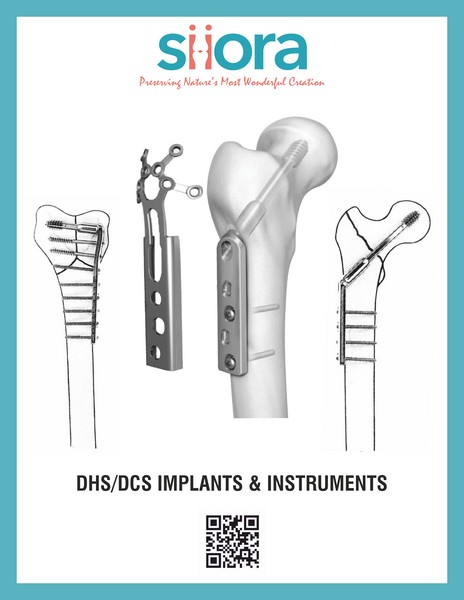 DHS DCS Implants Instruments