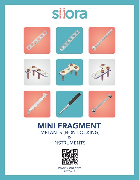 Mini Fragment Implants and Instruments